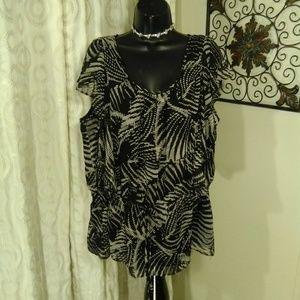 ELLE  blouse XL